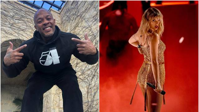 Hip hop legenda je najplaćeniji glazbenik dekade, Taylor druga