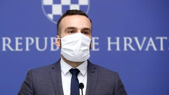 Zagreb: Premijer Plenković o gospodarskim mjerama Vlade zbog koronavirusa