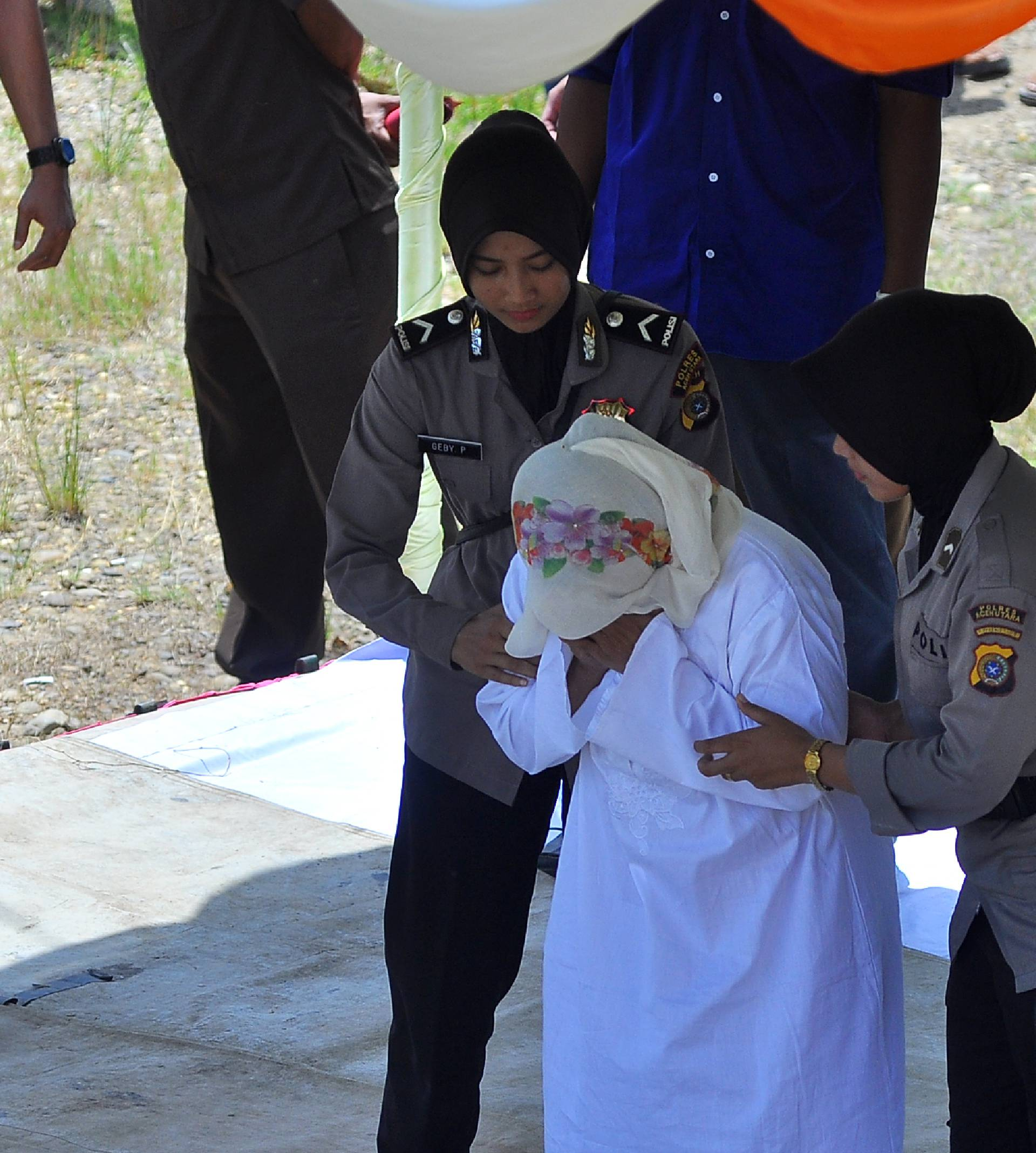 Islamic Sharia Law In Aceh, Indonesia