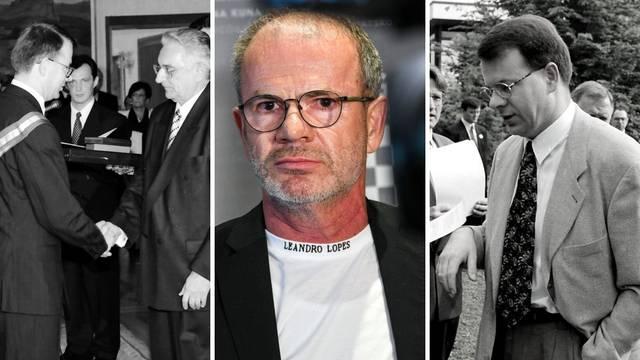 Od Tuđmana do kralja drva: Bio je najmoćniji čovjek u zemlji, a sad je hipster u majici od 450 €