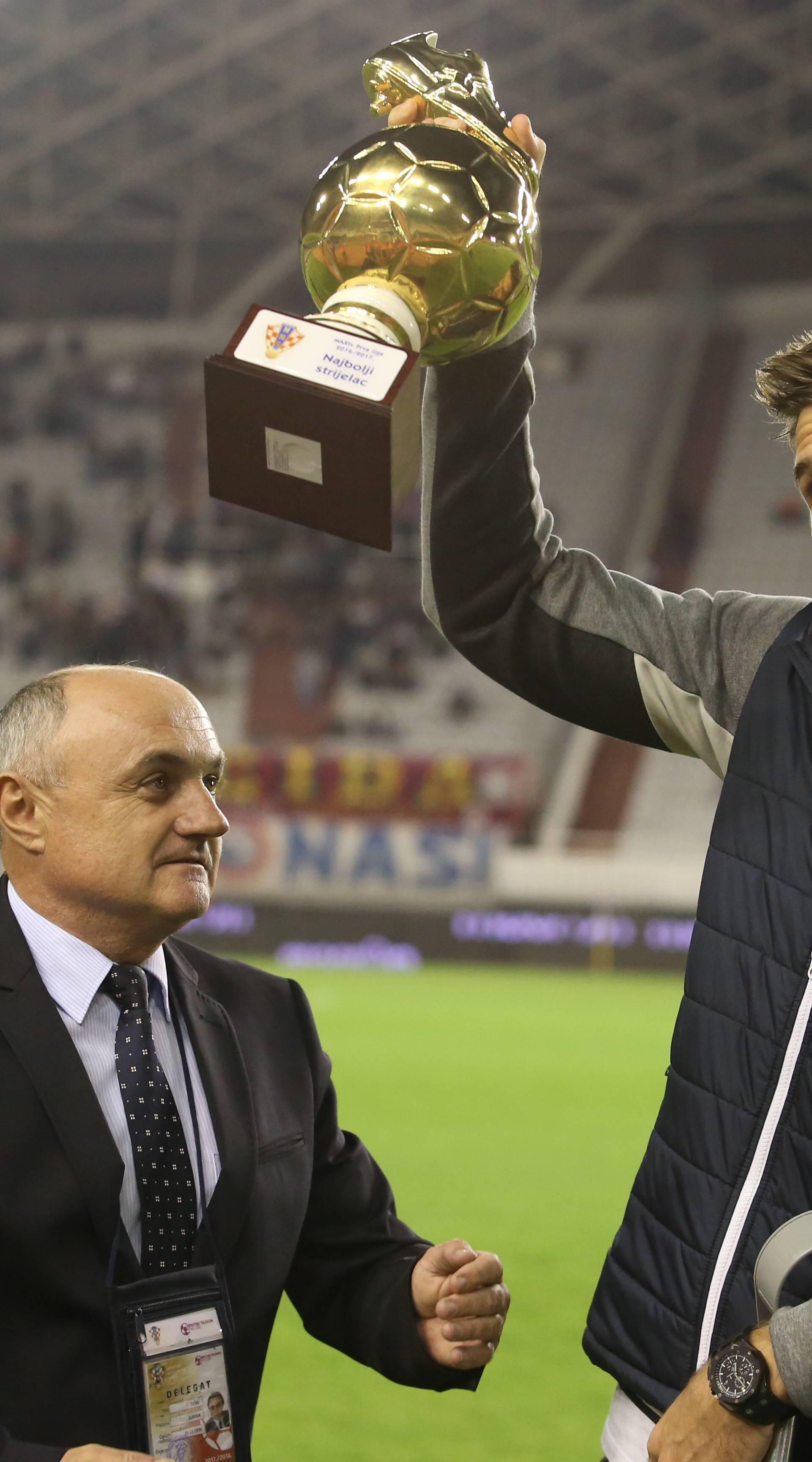 Branco održao obećanje: Márkó Futács produžio je s Hajdukom