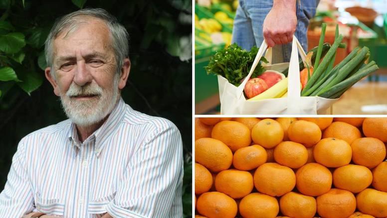Jedemo sigurne namirnice bez previše ostataka pesticida, našli ih tek u turskim mandarinama