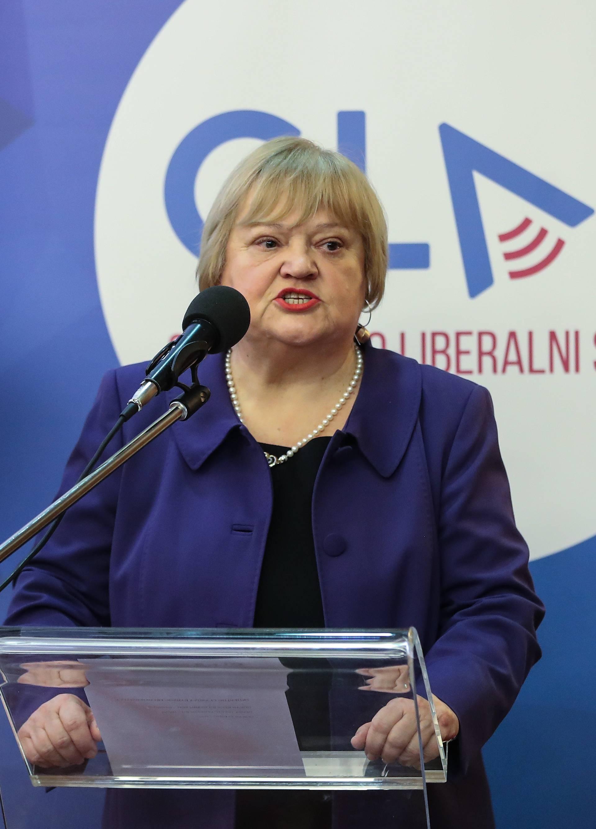 Zagreb: Izborna konvencija Građansko-liberalnog saveza