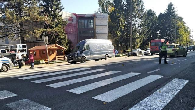 Na istoj 'zebri' u Virovitici u 15 minuta auti udarili 2 djevojke
