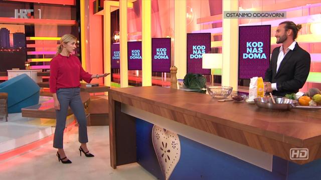 Iva Šulentić pozvala u emisiju bivšeg dečka Luku Nižetića...