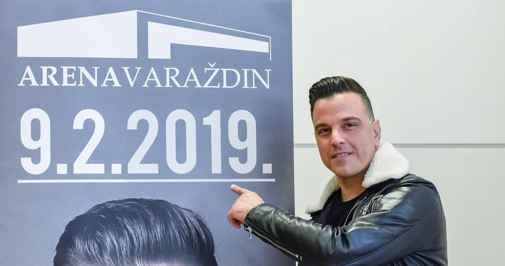Ivan Zak - veliki koncert za Valentinovo u Areni Varaždin