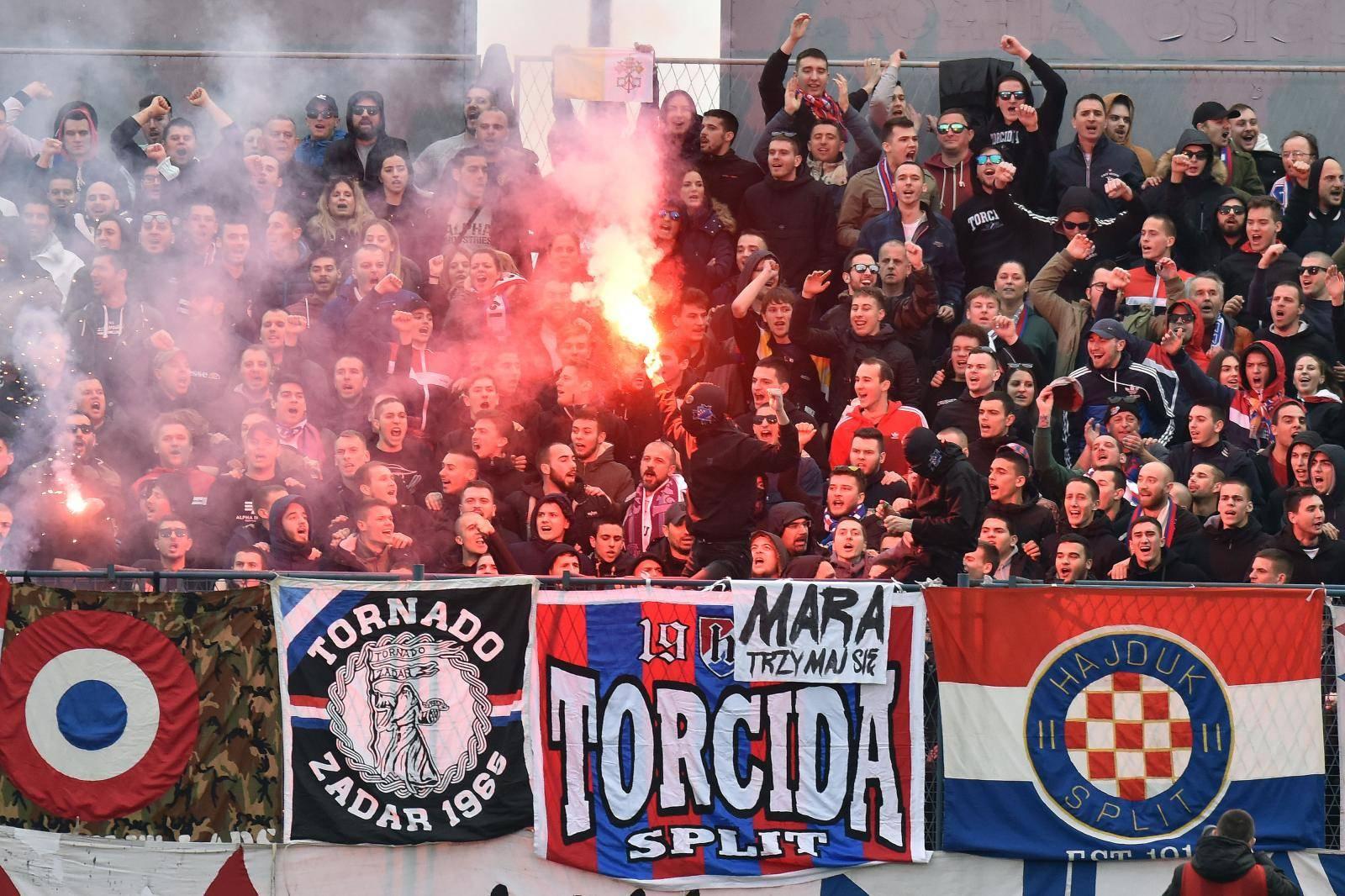 Varaždin i Hajduk sastali se u 20. kolu HT Prve lige