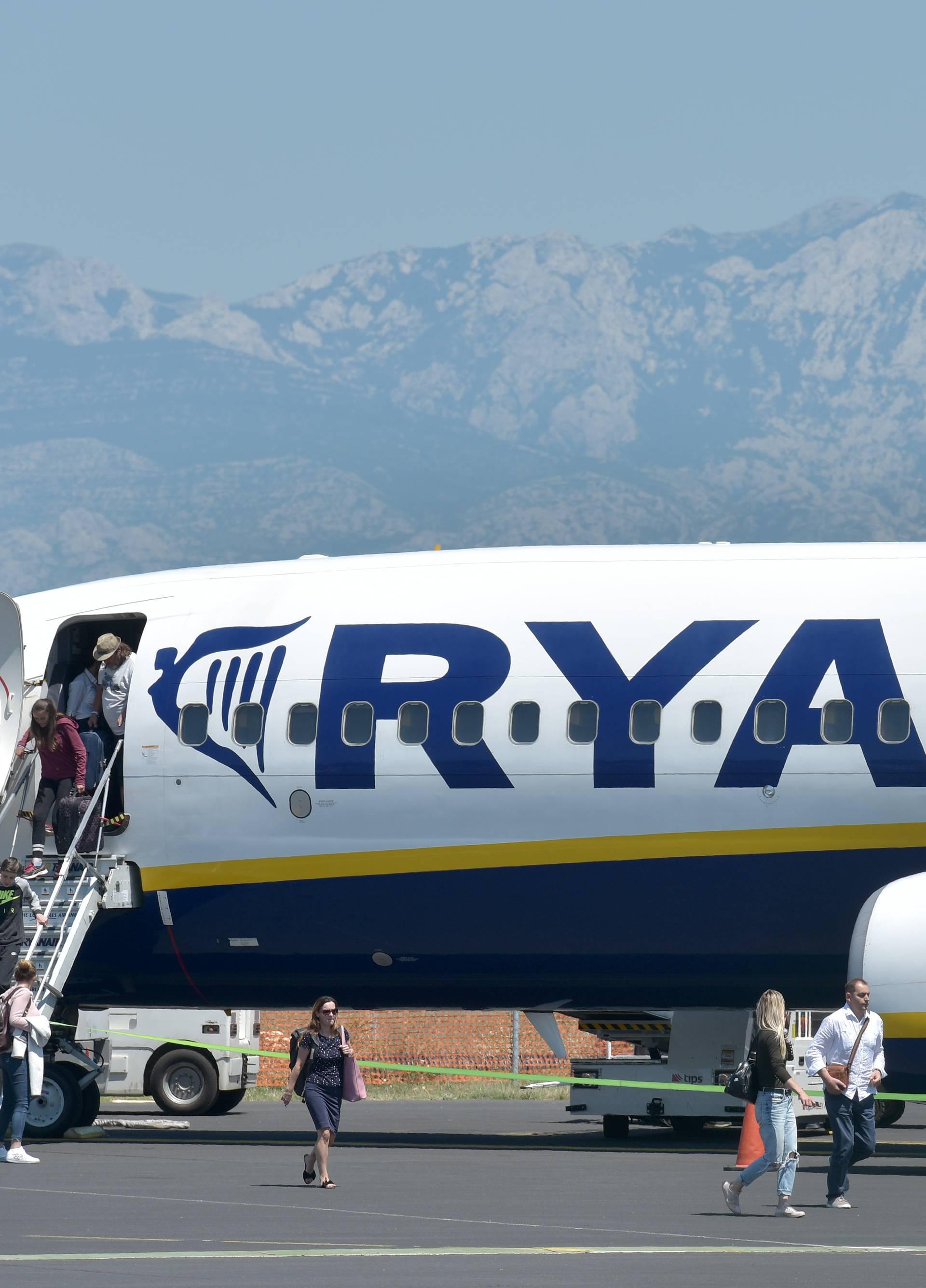 Štrajk u Ryanairu: Otkazano je 400 letova u vrhuncu sezone