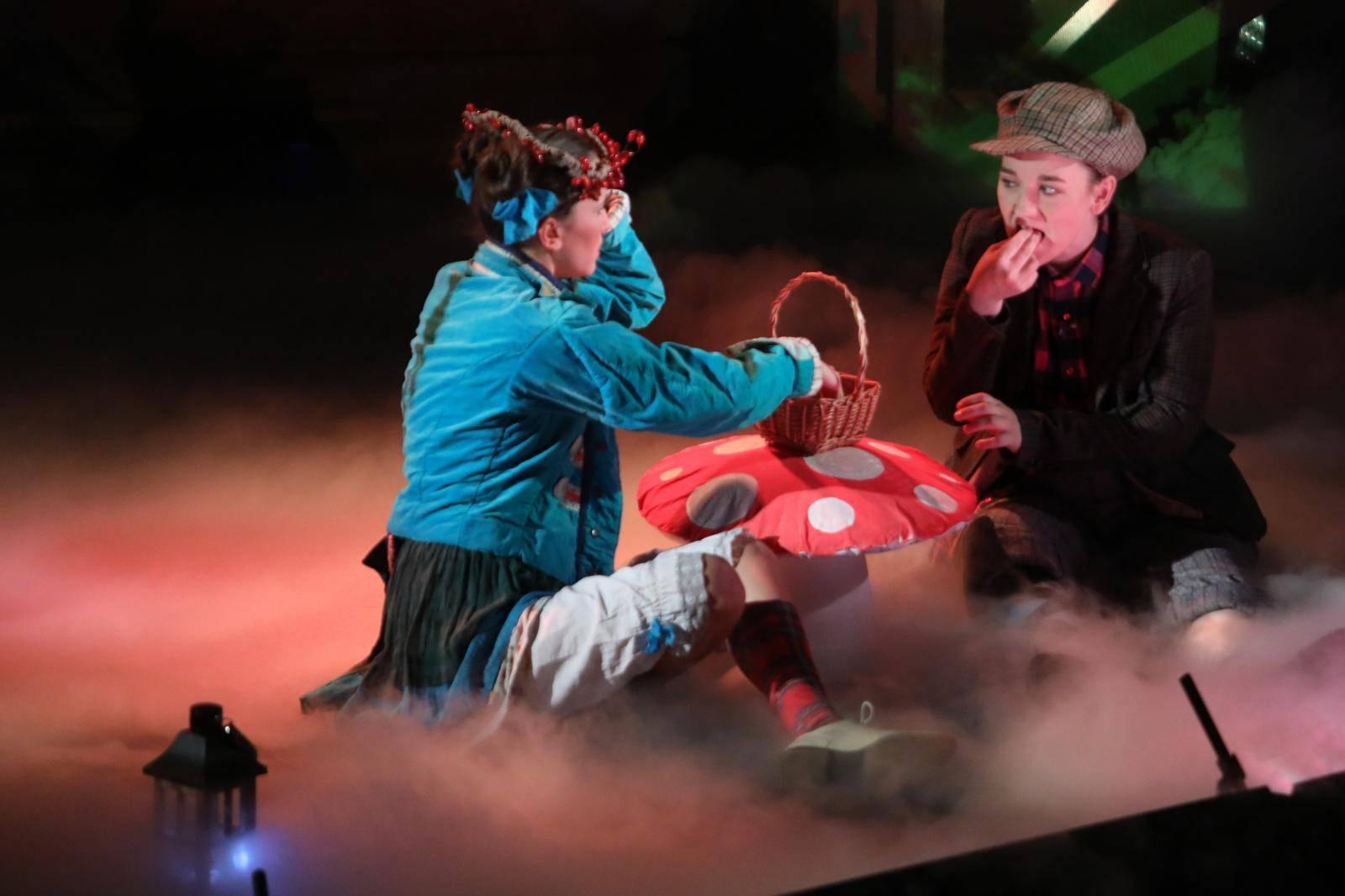 Zagreb: Pretpremijera operne bajke Ivica i Marica