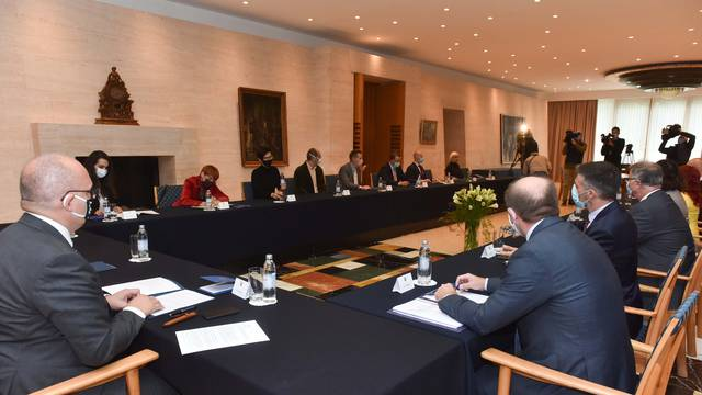 Druga sjednica predsjednikovog Vijeća za energetsku tranziciju: Predstavili su svoje smjernice