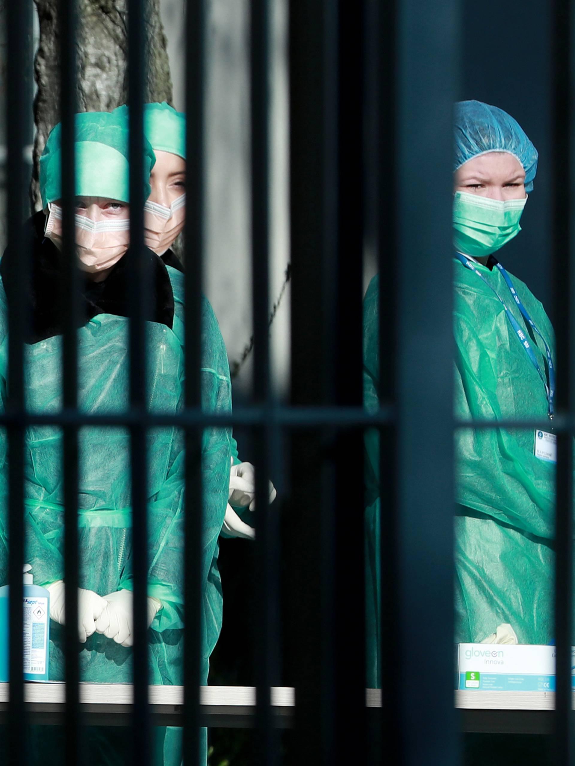 Virus u bolnicama: Više od 300 djelatnika je u samoizolaciji