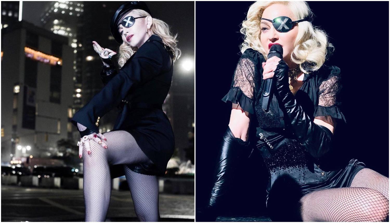 Madonna je otkazala koncert, a fanovi ljuti: 'Platili smo vlak!'