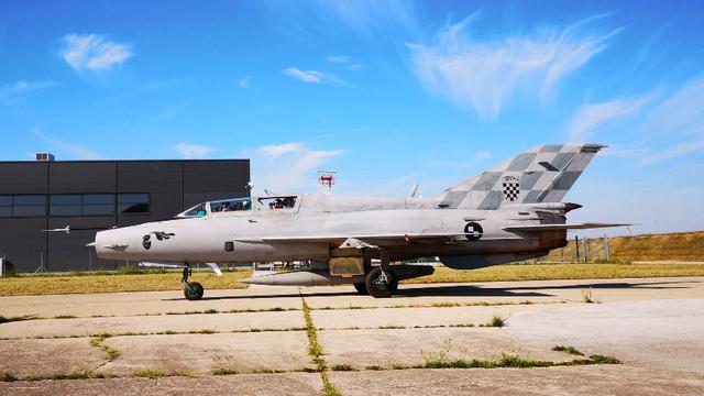 Od Dubrovnika do Zagreba: Američki bombarderi B-52 letjeli uz pratnju hrvatskih migova
