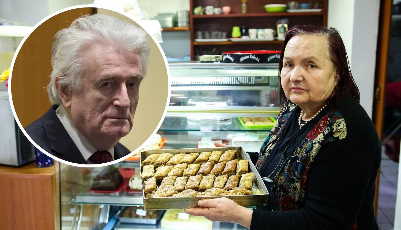 "Karadžić je kod nje jeo baklave: ""Znao je da je ratni zločinac"""