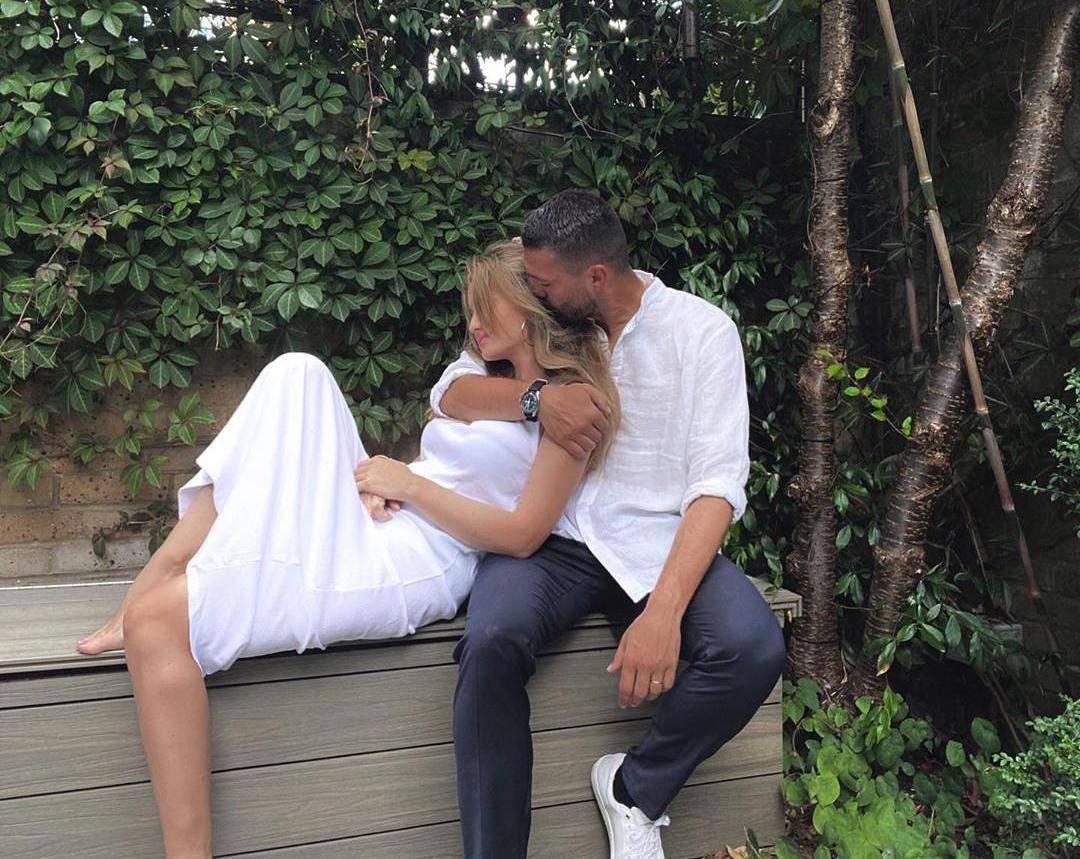 Kovačići su prvi put pozirali skupa nakon vijesti o trudnoći: 'Stiže najljepša beba na svijetu'