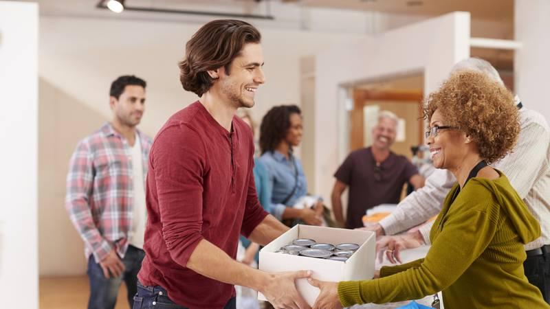 Volontiranje u ljudima ostavlja osjećaj zadovoljstva i sreće