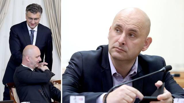 Tolušić: Odlazim u političku samoizolaciju. To je to od mene