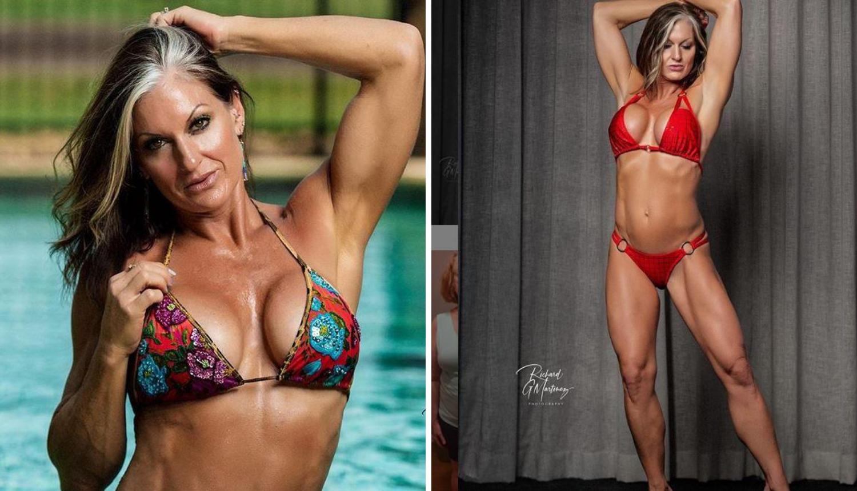Bodybuilderica i bikini model: 'Puno je teže biti fit nakon 50'