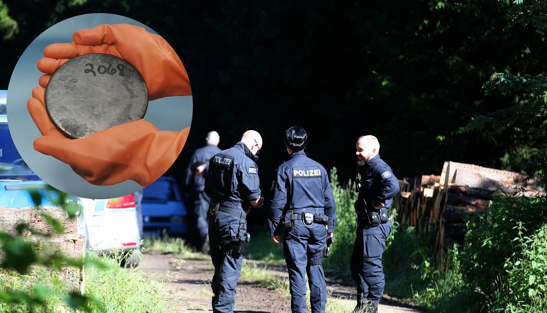 Berači gljiva našli uranij pa ga u kanti odnijeli na policiju...