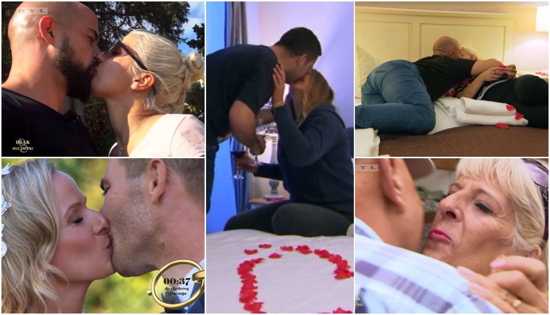 Top poljupci: Nikolina nije ništa osjetila, a Luka molio za 'pusu'