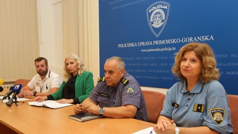Riječka policija uhitila serijskog pljačkaša: 'Operirao' pištoljem