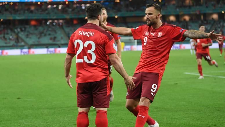 Turci napokon zabili gol, ali i Švicarci su ih s lakoćom razbili