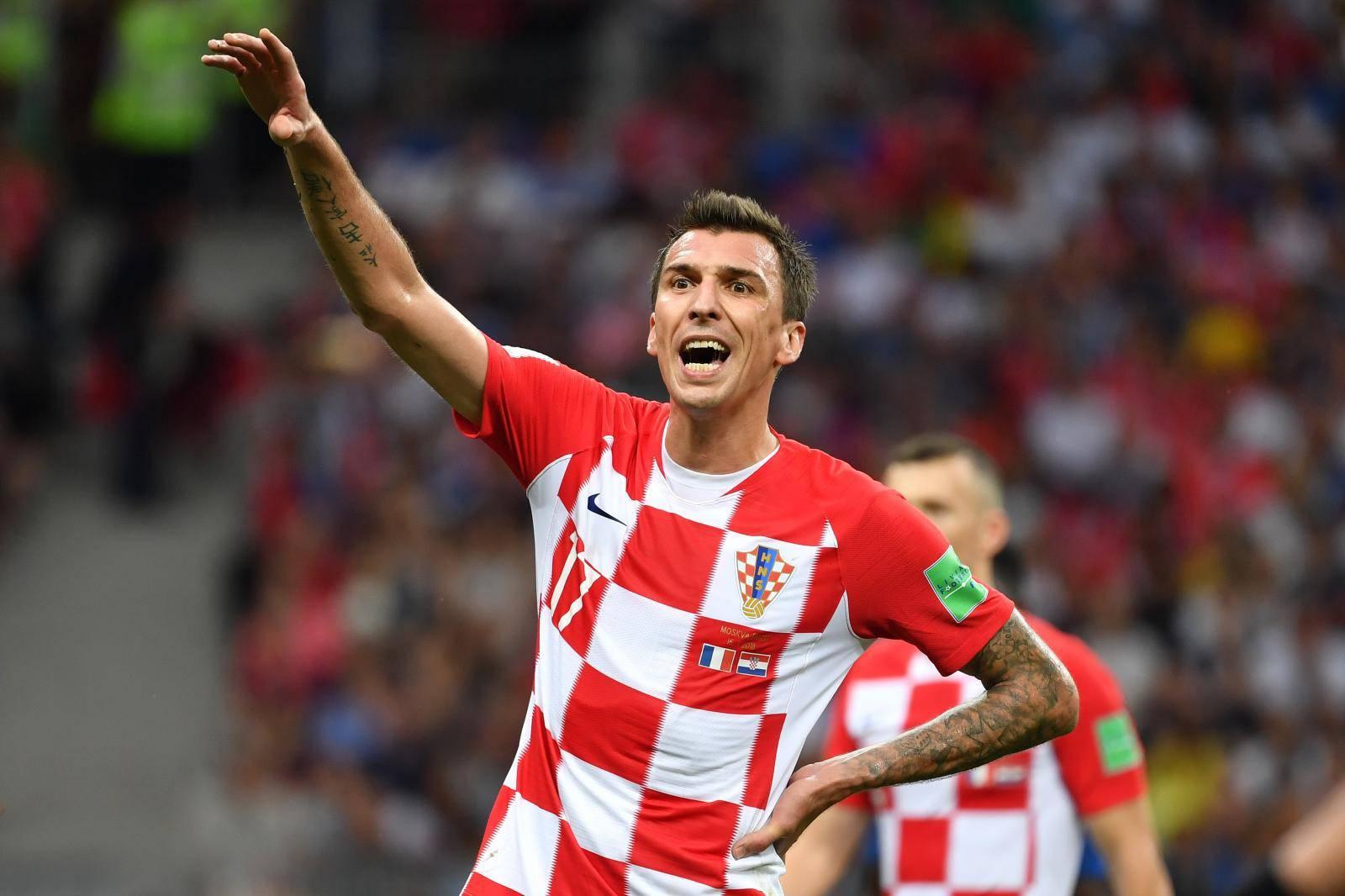 FIFA World Cup 2018 / Final / France - Croatia 4-2.