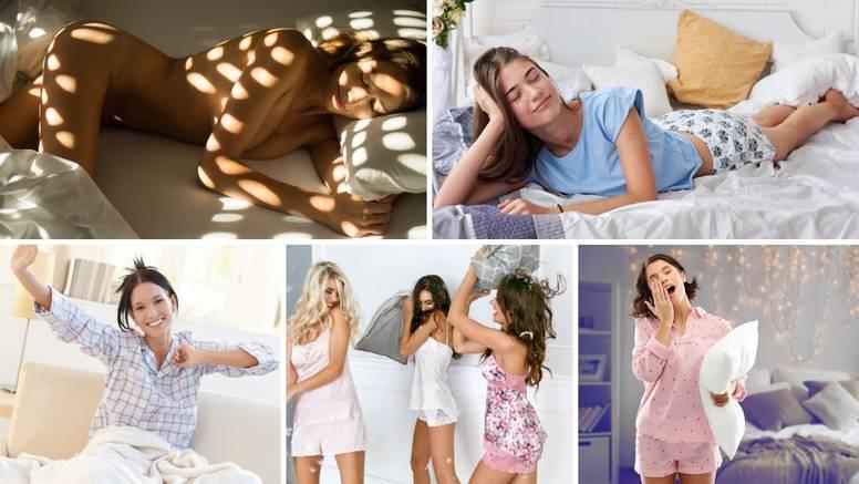 Što pidžama govori o vama ili možda najradije spavate goli