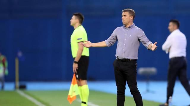 Zagreb: Dinamo u sedmoj minuti zabio gol Ferencvarošu - strijelac Dani Olmo