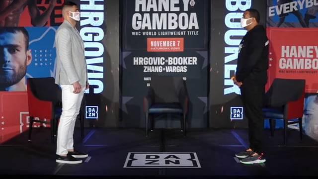 Hrgović: Prijatelji smo, ali više nećemo biti! Booker: Sparinzi? Ma, ja sam u Miamiju tulumario