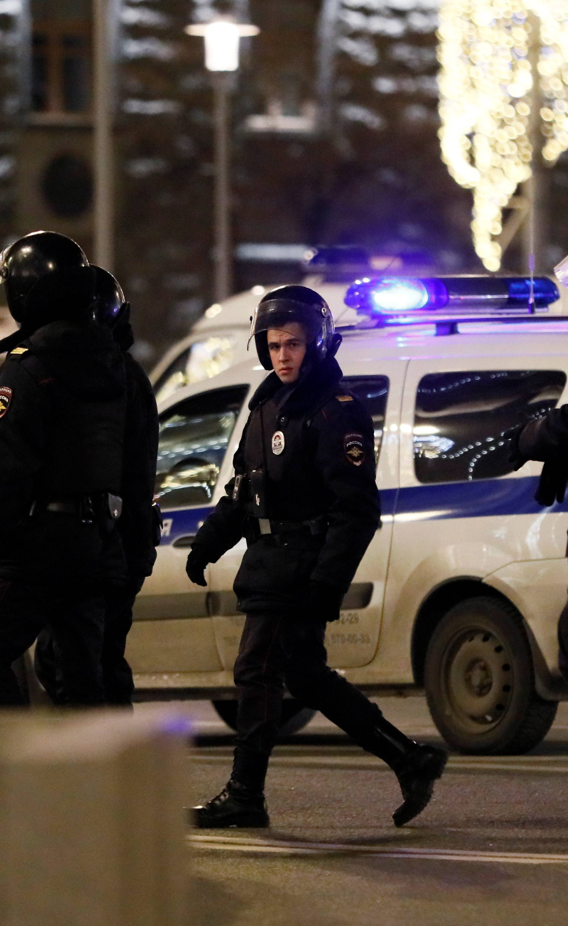 Teroristički napad u Moskvi jučer je izveo Rus 'usamljenik'