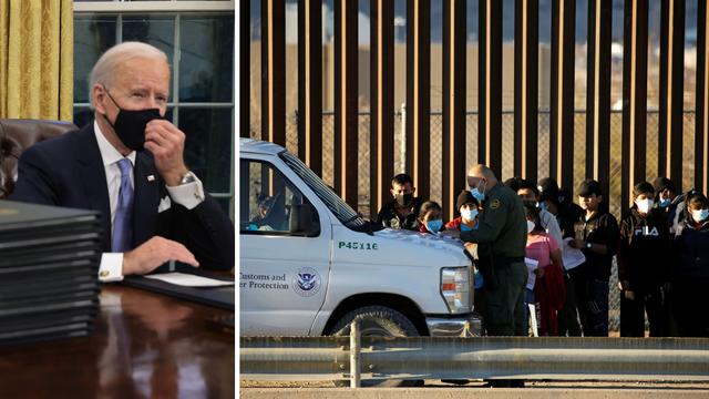Biden meksičkom predsjedniku: 'Olakšat ćemo traženje azila, važno je da surađujemo'