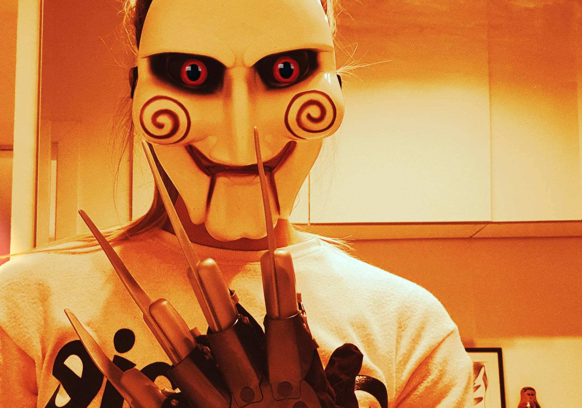 Zašto su demoni u maskama problem samo na Halloween?