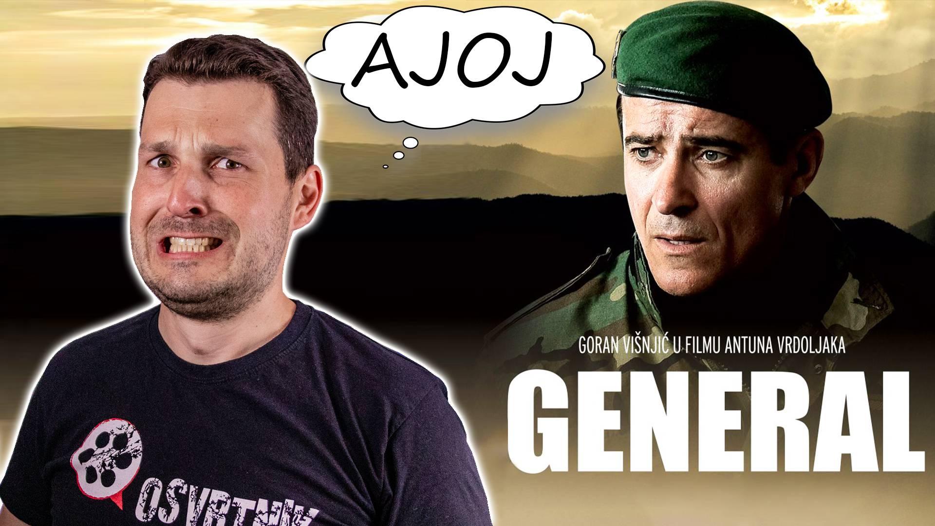 'General' je nepotreban film koji smo svi mi skupo platili!'