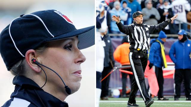 Povijesna odluka: Žena će prvi put suditi Super Bowl spektakl