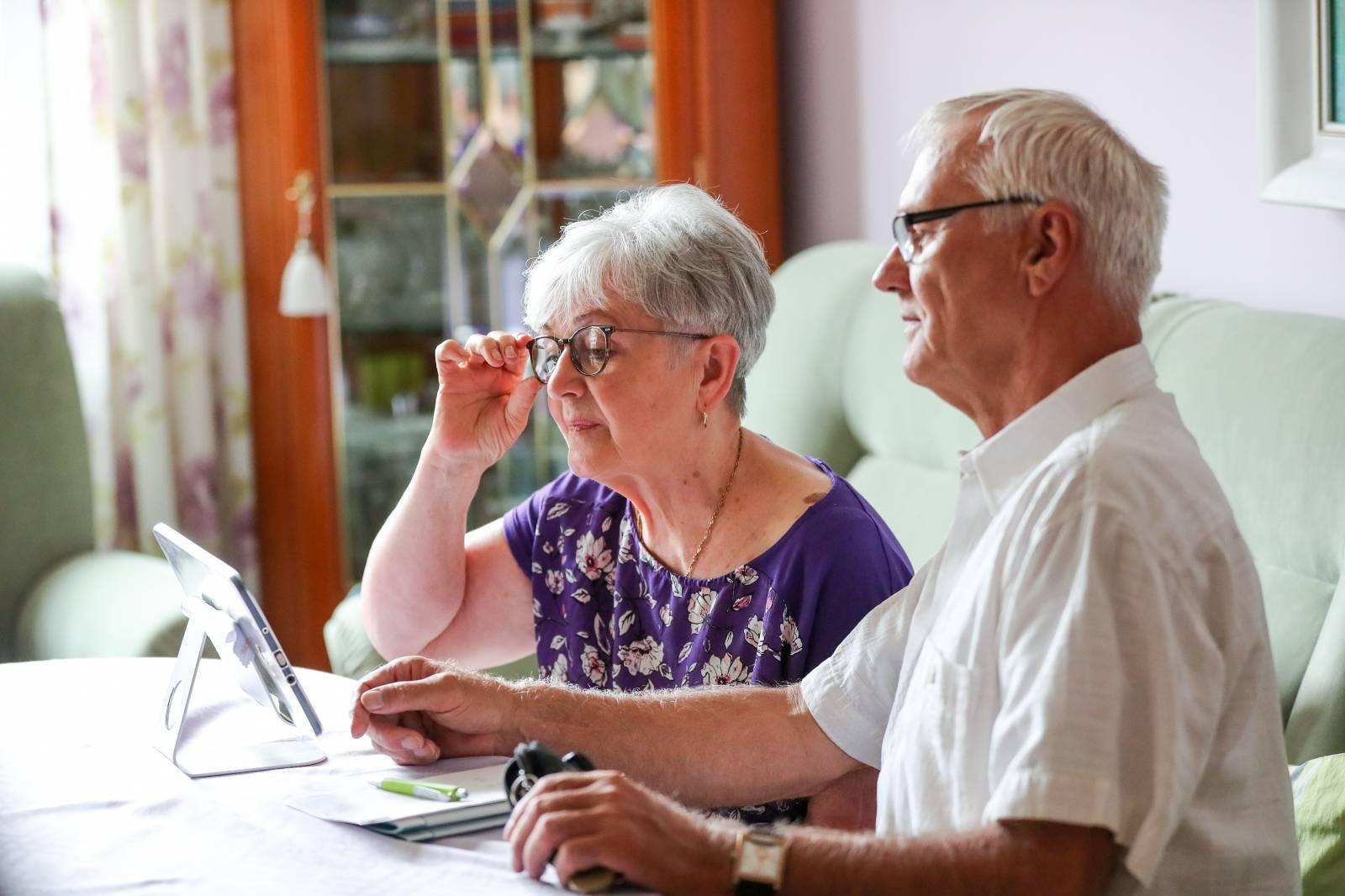 Telemedicine for seniors great help