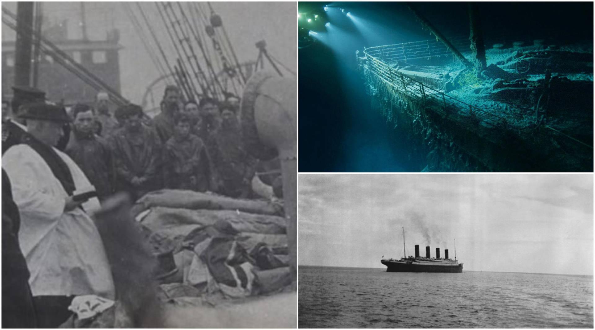 Tajna čuvana 100 godina: Što su radili s tijelima s Titanika bolje da nikada nismo ni saznali...