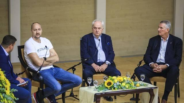 Maljković: 'Rekao sam Kukoču da može noge prati u epruveti'