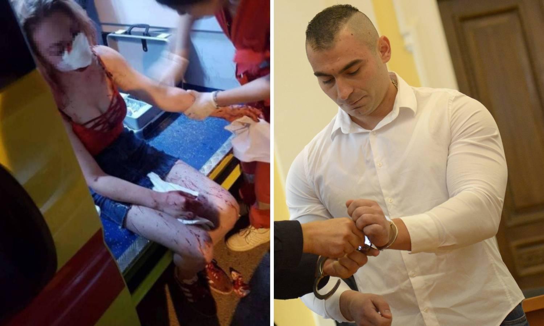 Daruvarac je krvnički  tukao djevojku, sad ide na slobodu?!