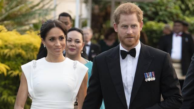 Royal tour of Tonga - Day One