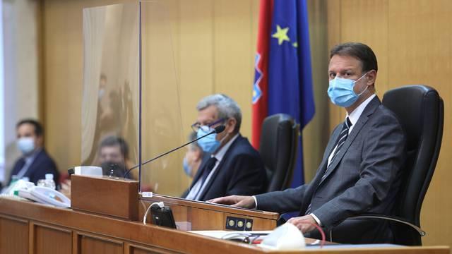 Sedmero saborskih zastupnika tražilo je uključenje videovezom