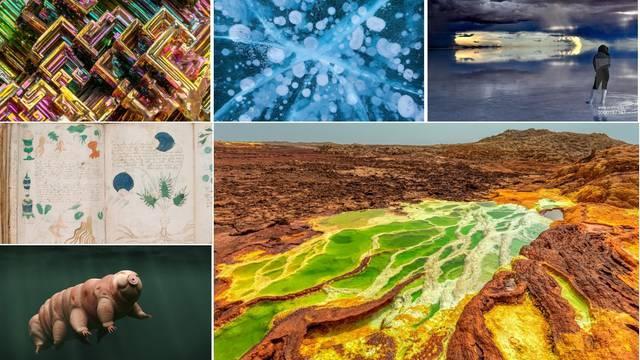 Fascinantan planet Zemlja: 20 fenomenalnih stvari za koje je teško povjerovati da postoje