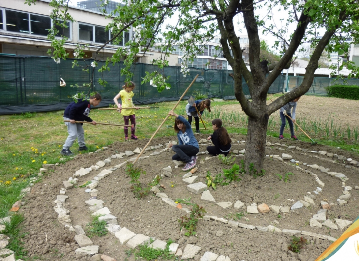 Ekološka nastava: 'Rad u vrtu pomaže hiperaktivnim đacima'
