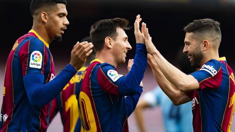Posljednja Messijeva poruka u grupnom razgovoru Barce: Ne želim otići, ali - novca nema