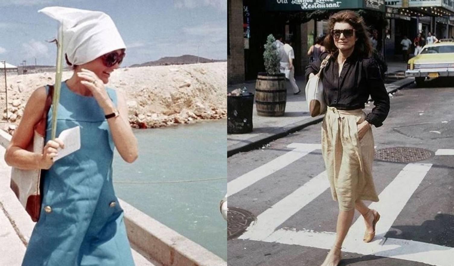 Elegantna Jackie O. jedna je od ultimativnih ikona ljetnog stila