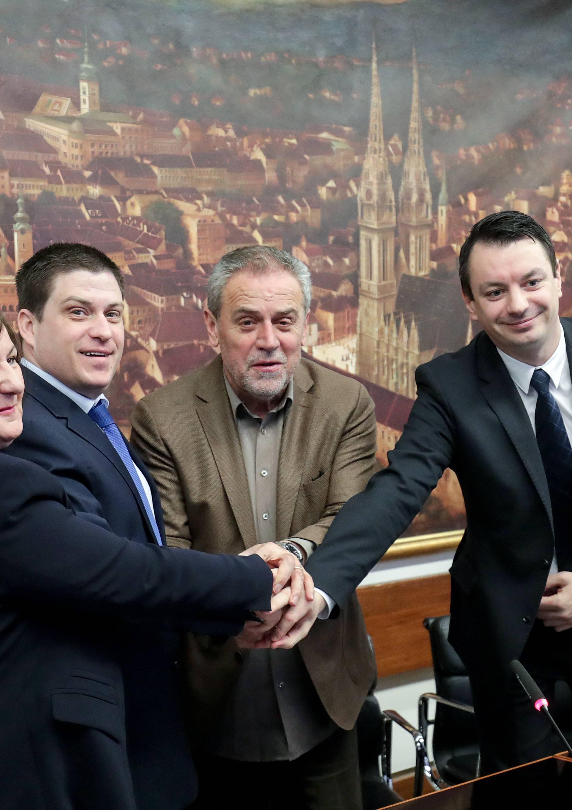 Zagreb: Potpisan ugovor o dodjeli bespovratnih sredstava za nabavu 29 autobusa ZET-a