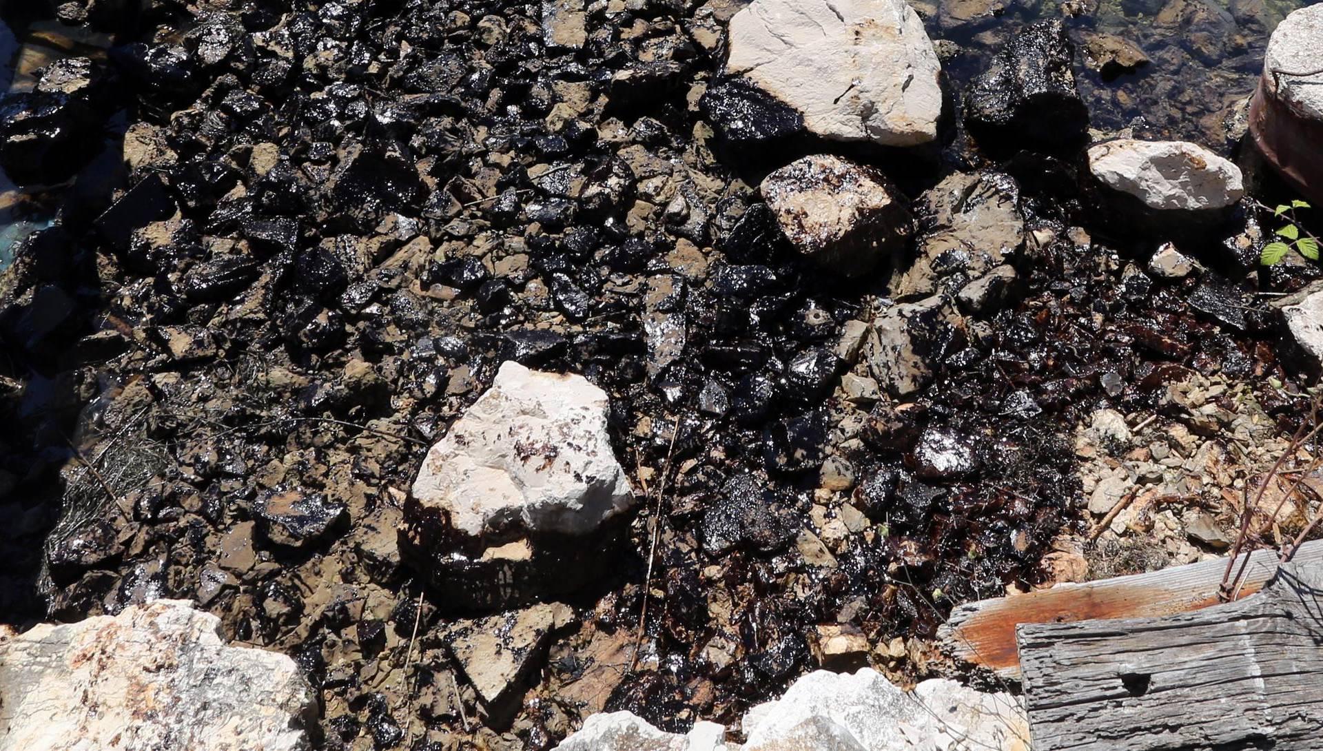 Trget: Ekološki incident zbog onečišćenja mora