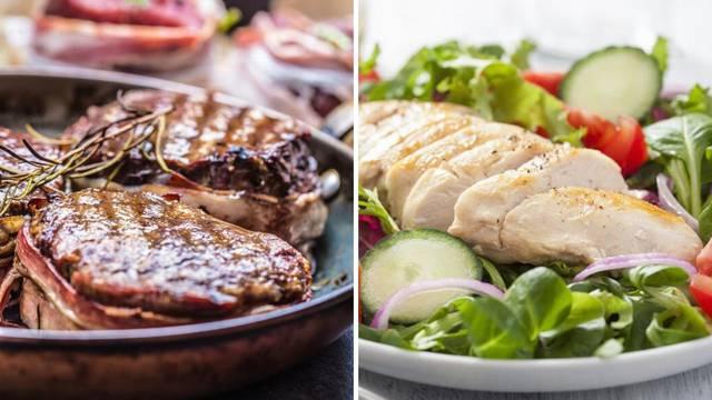 Bijelo vs. crveno meso: U čemu je razlika i koje je zdraviji izbor