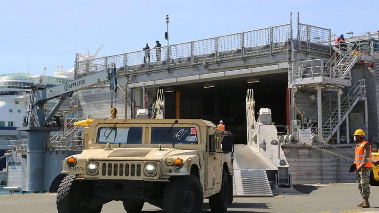 MORH upozorio na moguć zastoj u prometu zbog velike vojne vježbe koja će se održati u RH