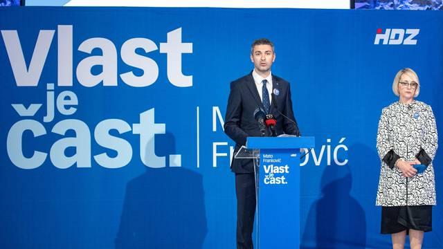 Dubrovnik: HDZ predstavio program za nadoalzeće loklane izbore